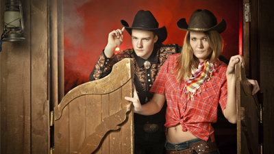 Wild Wild West Themafeest