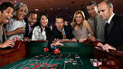 Casino Las Vegas Party: Welkom in de wereld van roulette, poker, blackjack...